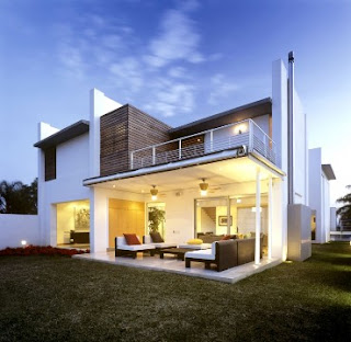 view living dynamic modern home design