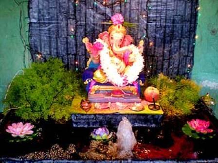 Free Beautiful Photos Collection Ganesh Chaturthi 2012
