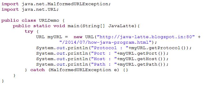 java net url query parameters