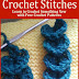 8 Different Crochet Stitches - Free Kindle Non-Fiction