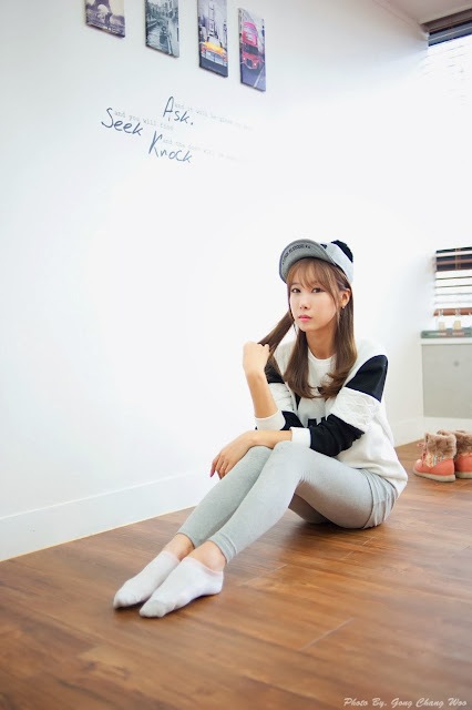 3 Lovely Cheon Bo Young - very cute asian girl-girlcute4u.blogspot.com
