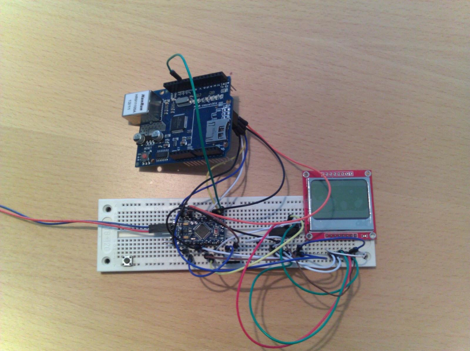 Joysféra nové arduino pro mini s spi headerem