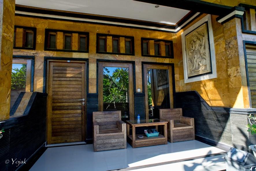 homestay Kubu Nusa