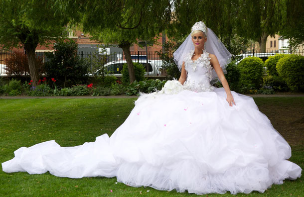 Brilliant Big Fat Gypsy Wedding Dresses 610 x 396 · 62 kB · jpeg