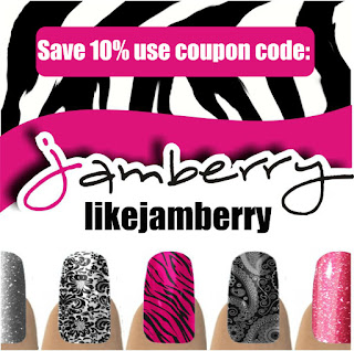 Click here to see the exclusive fans only Jamberry Nails #nailart use coupon code likejamberry at www.noelgiger.jamberrynails.net