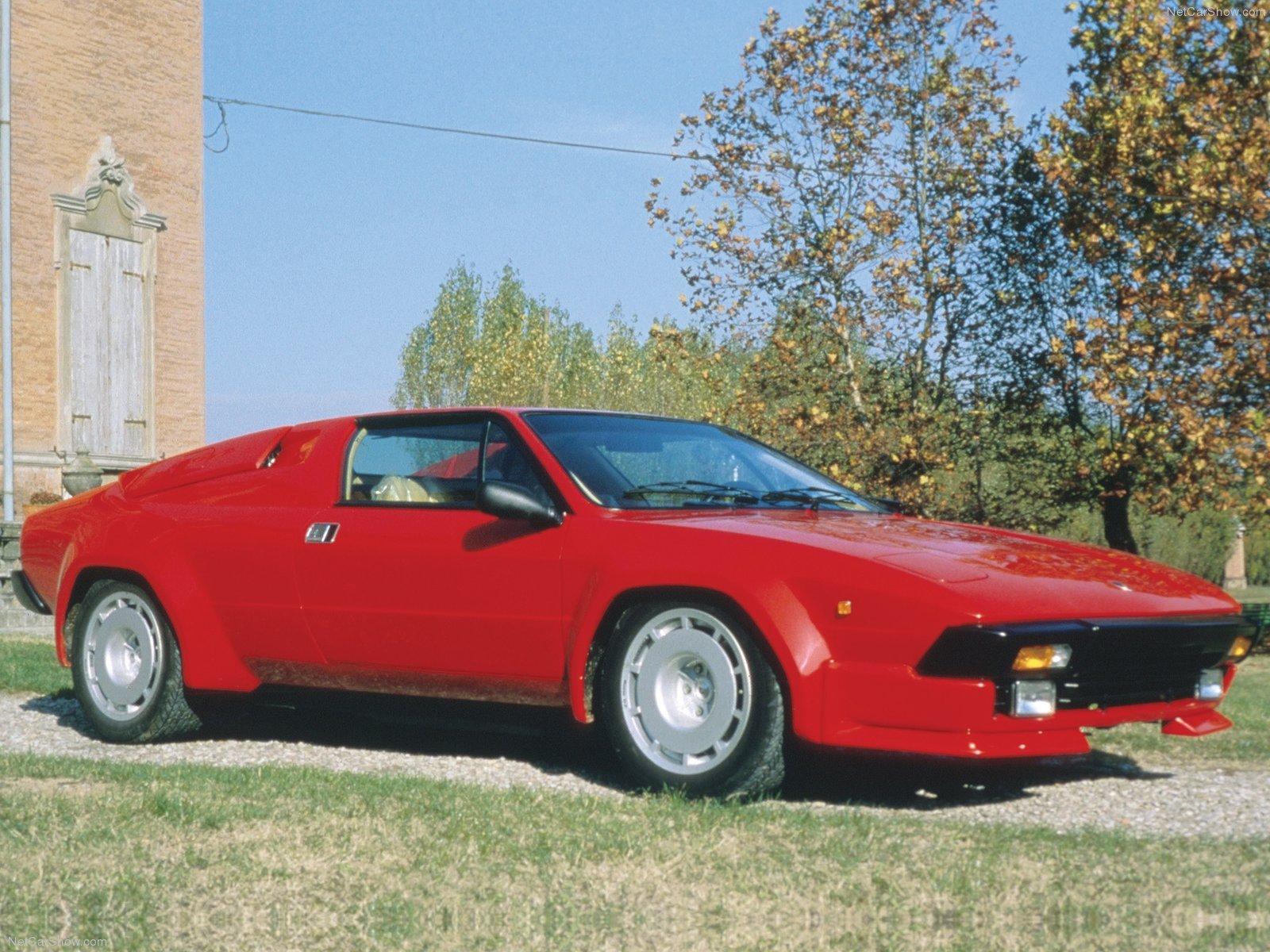 Hình ảnh siêu xe Lamborghini Jalpa 1981 & nội ngoại thất