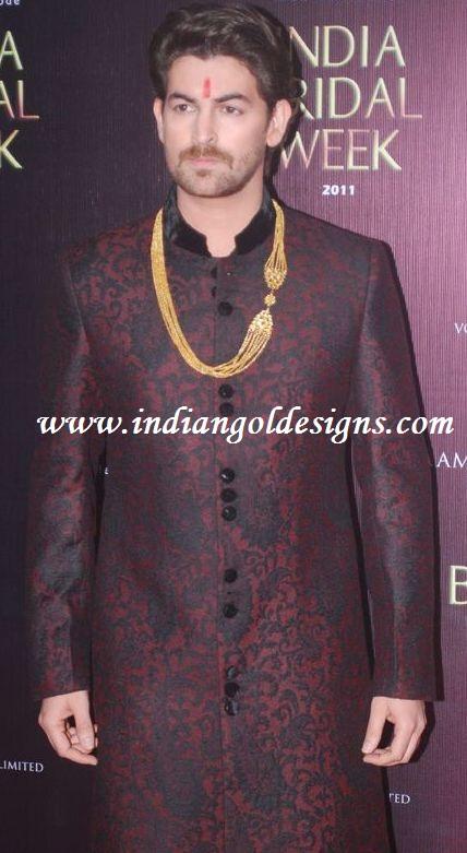 Gold And Diamond Jewellery Designs Indian Men S Bridal Jewellery