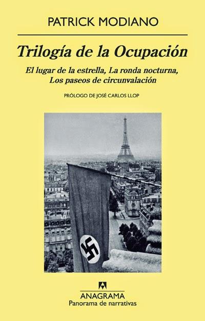 Trilogía de la ocupación Patrick Modiano