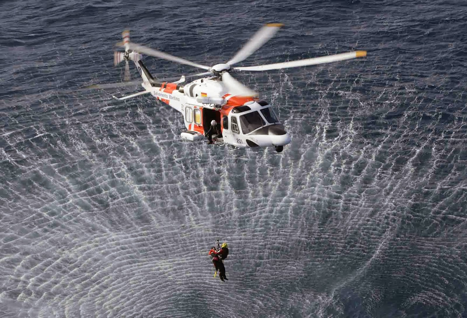 Web Oficial Salvamento Marítimo