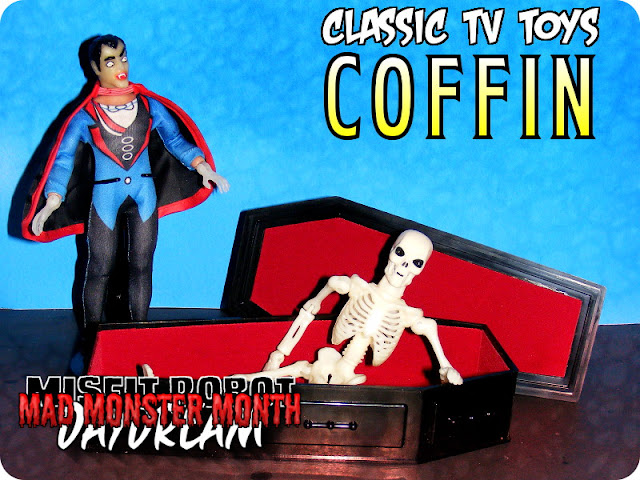 Classic TV Toys Coffin