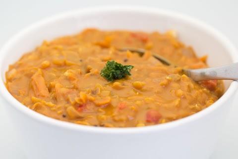 Carrot-Lentil Stew