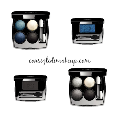 Collezione Make up Blue Rhythm - Chanel