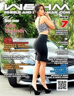 Issue 7 - Arley Elizabeth