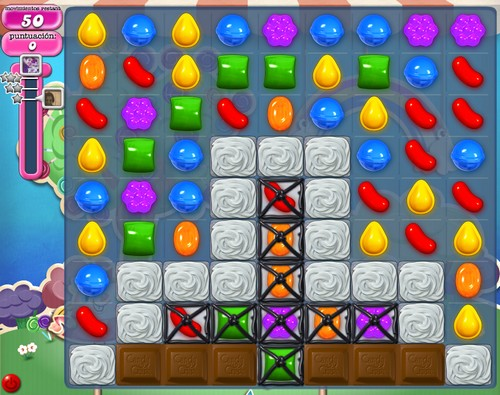 Etiquetas: Niveles de Candy Crush
