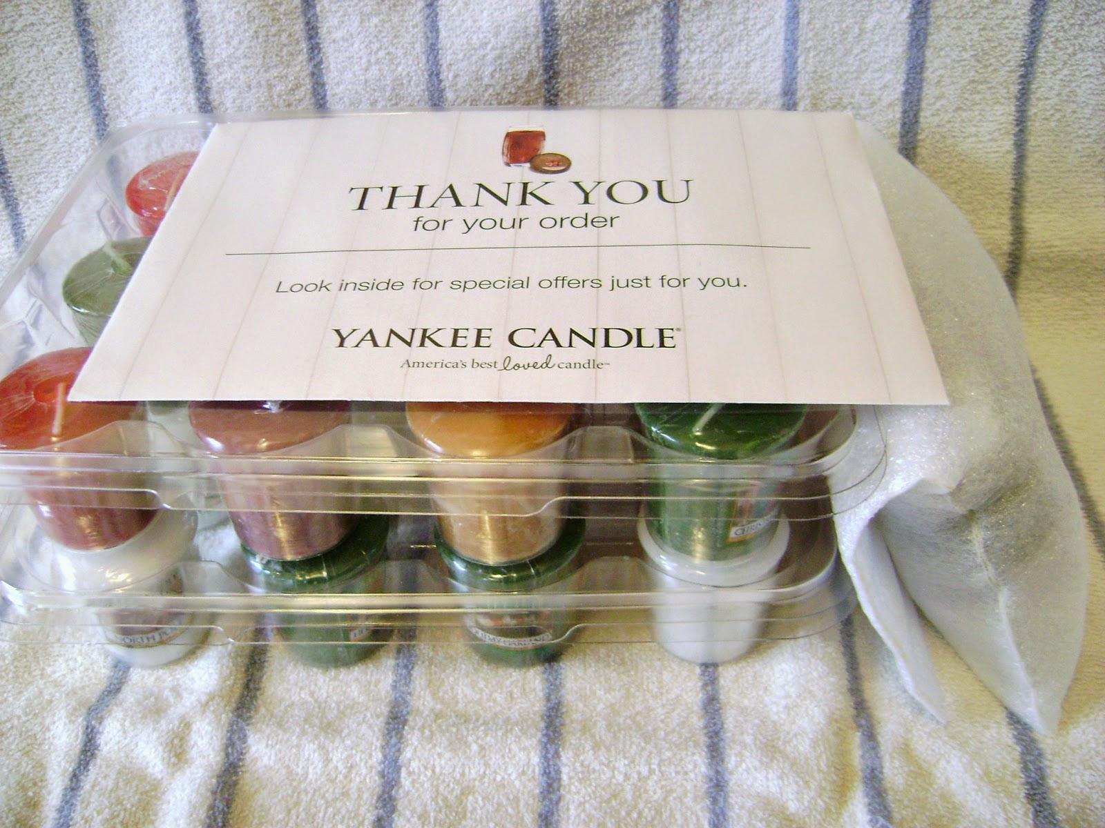 Its Always Something Haul Yankee Candle Votives