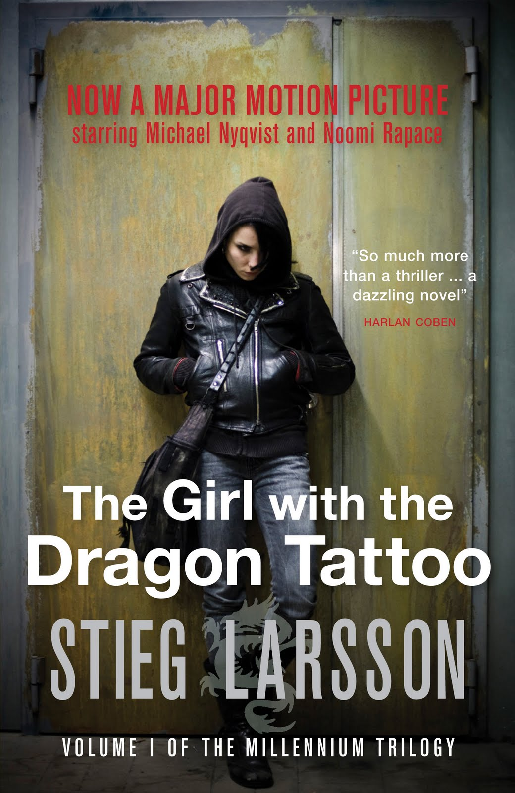 Jla april 2011 for The girl with the dragon tattoo story