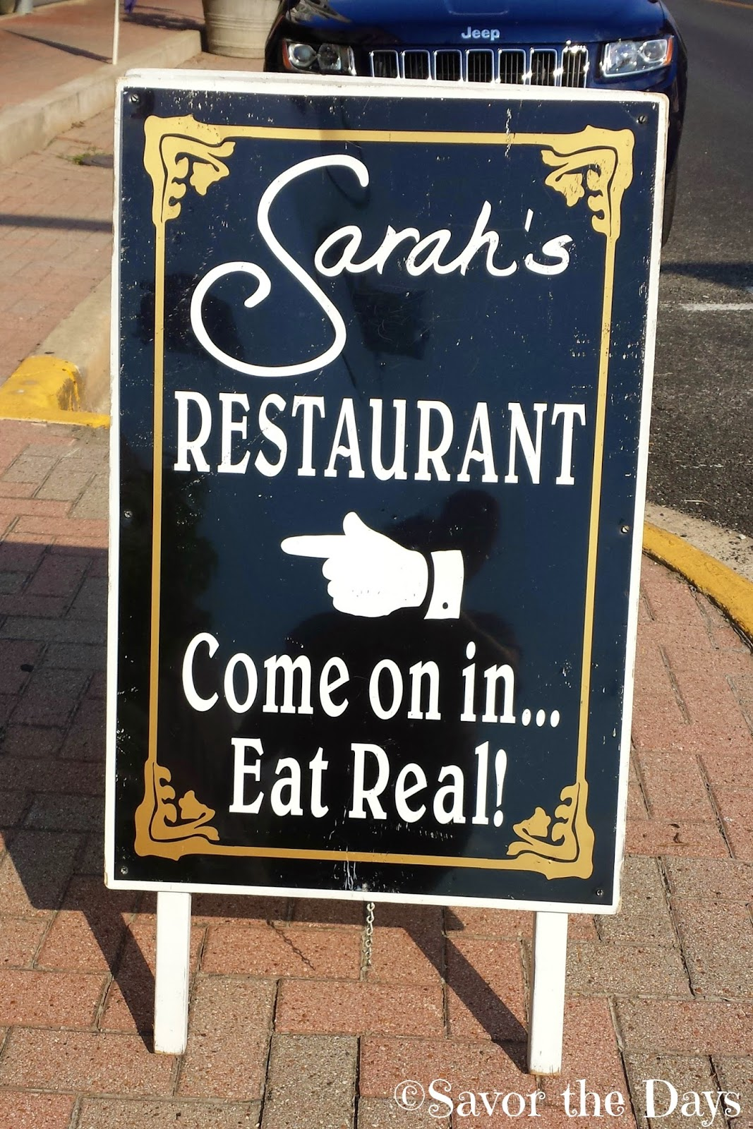 Sarah's on the Square in Gainesville, TX