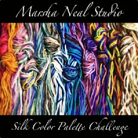 Marsha Neal Studio Silk Color Palette Challenge