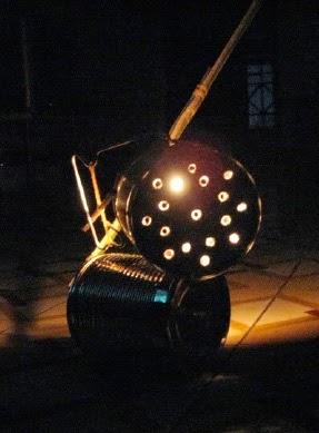 lồng đèn trung thu xưa