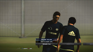 Download FL Training Kits Chelsea PES 2013