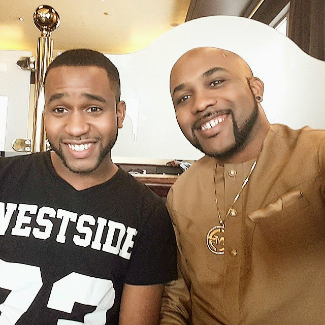Photos: Have You Ladies Seen Banky W's Brother