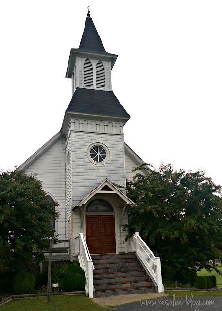 "Church featured in ""Runaway Bride"""
