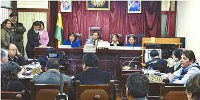 Juristas ven distorsión en los juicios abreviados