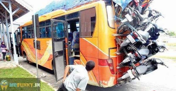 Motor Transport Overload Funny