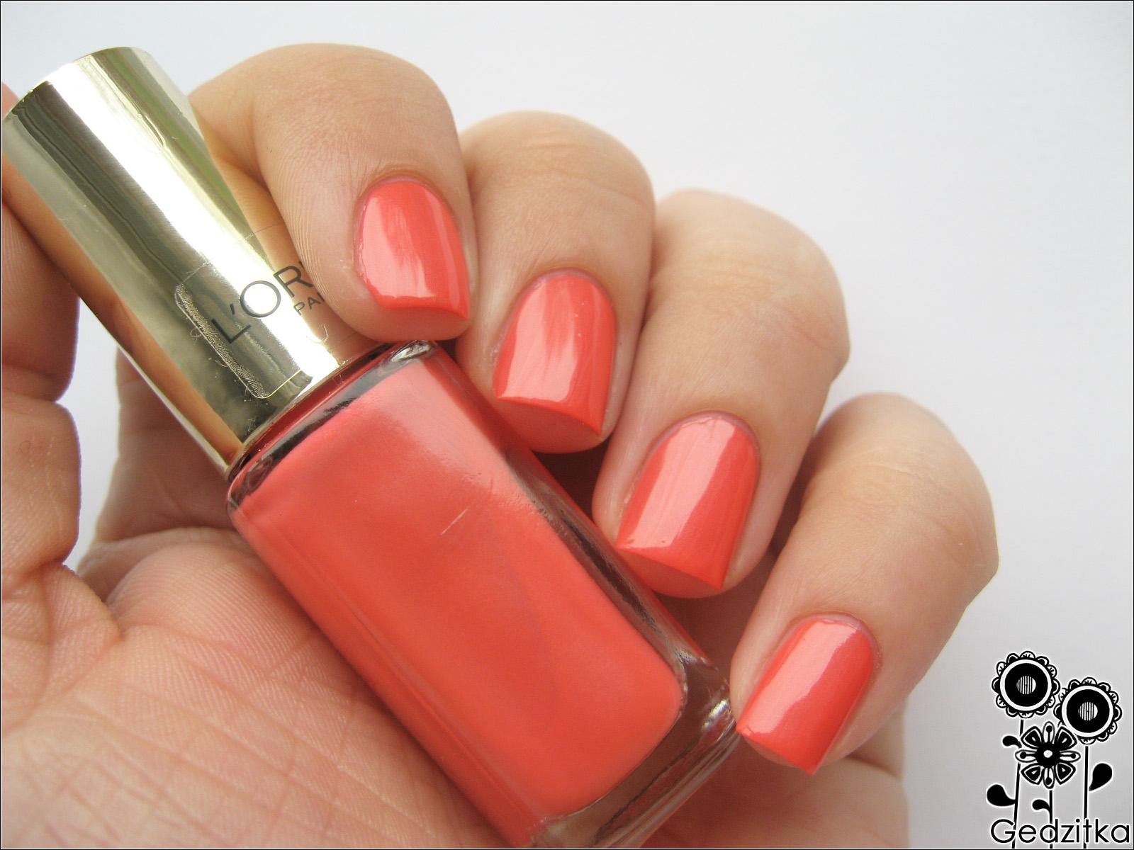 loreal dating coral nagellack L'oréal paris |colour riche nail polish l'oréal paris have recently launched new nail liquor line colour riche nail polish it comes in new look.