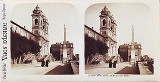 Rome – La Trinité du Monts