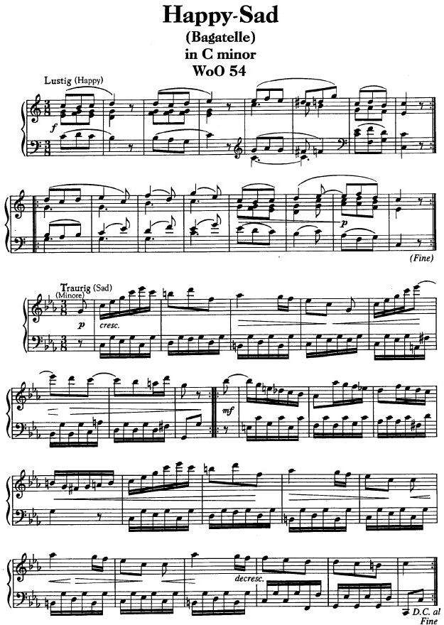 The Daily Beethoven: 2/16 Ludwig's