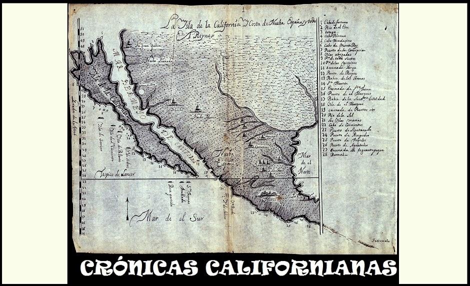 CRÓNICAS CALIFORNIANAS