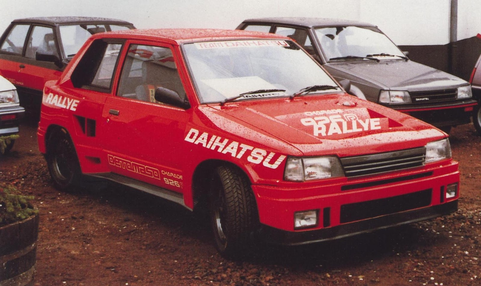 Daihatsu Charade DeTomaso 926R