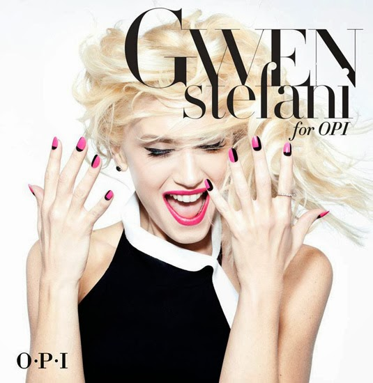 Gwen Stefani x OPI Behind The Scenes photo 1