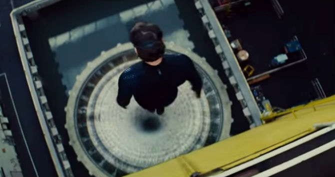 MISSION IMPOSSIBLE ROGUE NATION REVIEW MINOR SPOILERS A - Behind the scenes of the insane plane stunt in mission impossible rogue nation