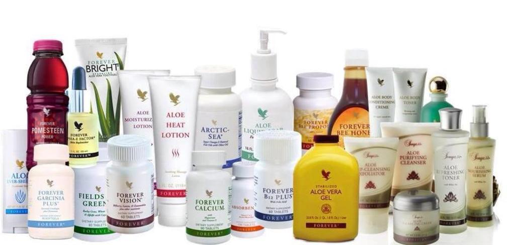 Health Care Products from Forever