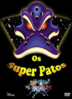 Os Super Patos Desenhos Torrent Download capa