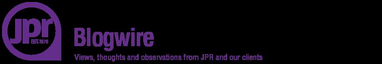 JPR Blogwire