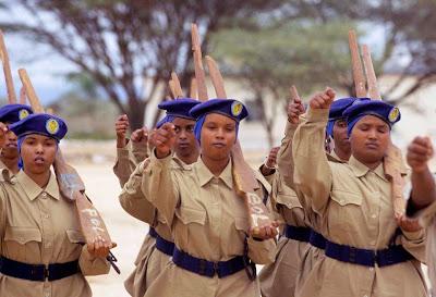 naagaha somaliland oo caskar wada noqday