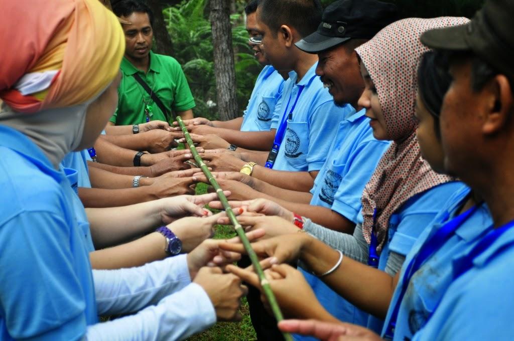 Outbound Bogor Penuh Manfaat