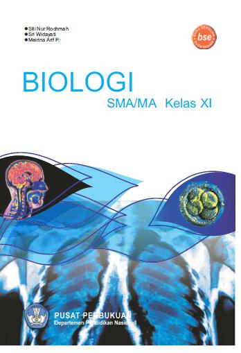 Buku Biologi kelas XI