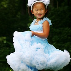 Pettiskirt, princess clothes, baby clothes, kids clothing, ballerina skirt