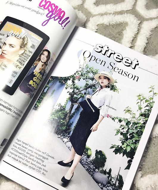 Cosmo Girl Magazine