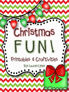 http://www.teacherspayteachers.com/Product/Christmas-FUN-Printables-4-Craftivities-972422