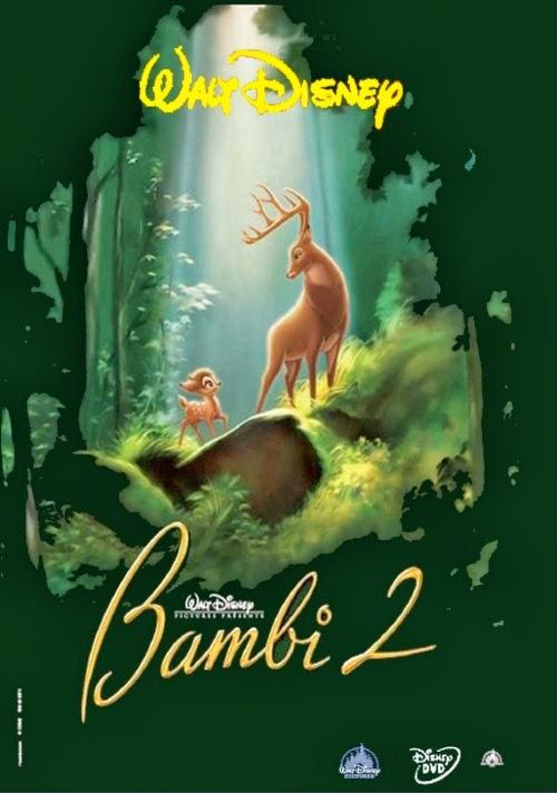 Bambi 2: O Grande Príncipe da Floresta