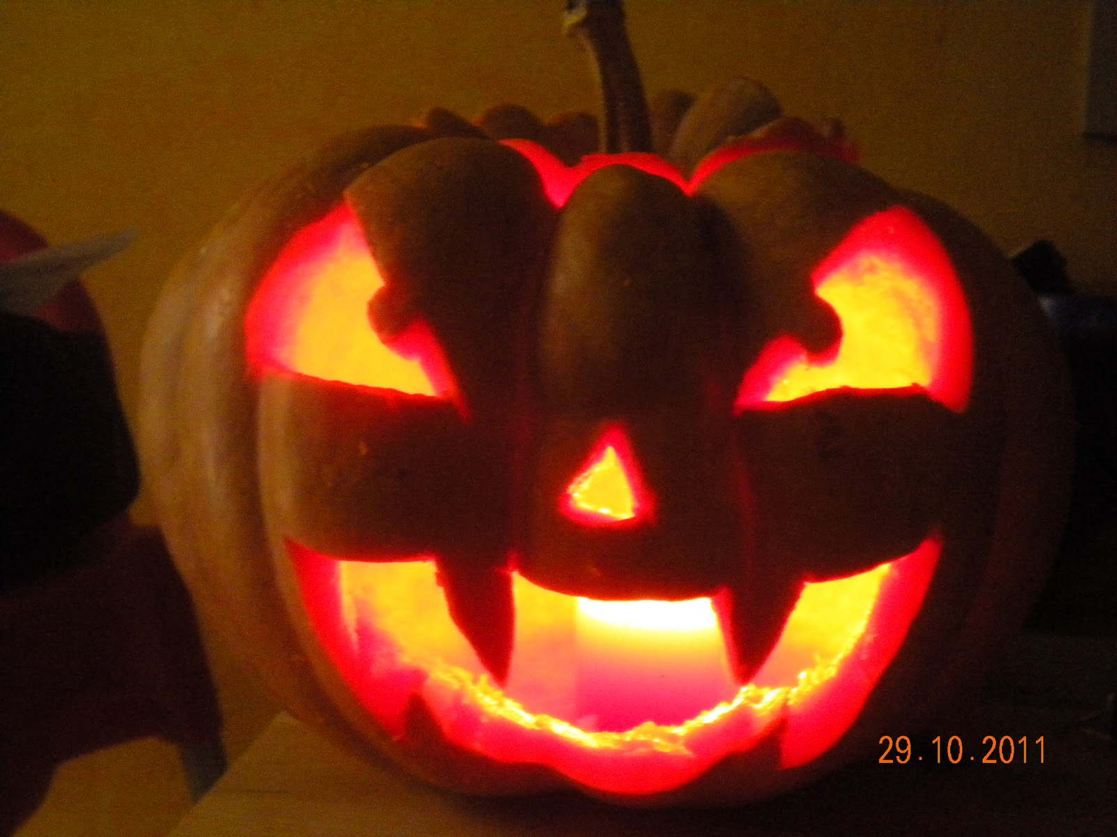 Barabao la zucca di halloween for Immagini zucca di halloween