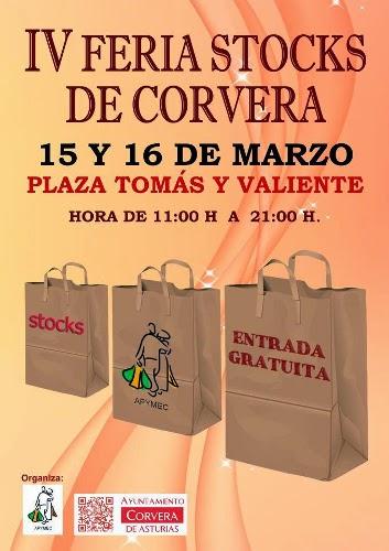 IV Feria de Stocks de Corvera