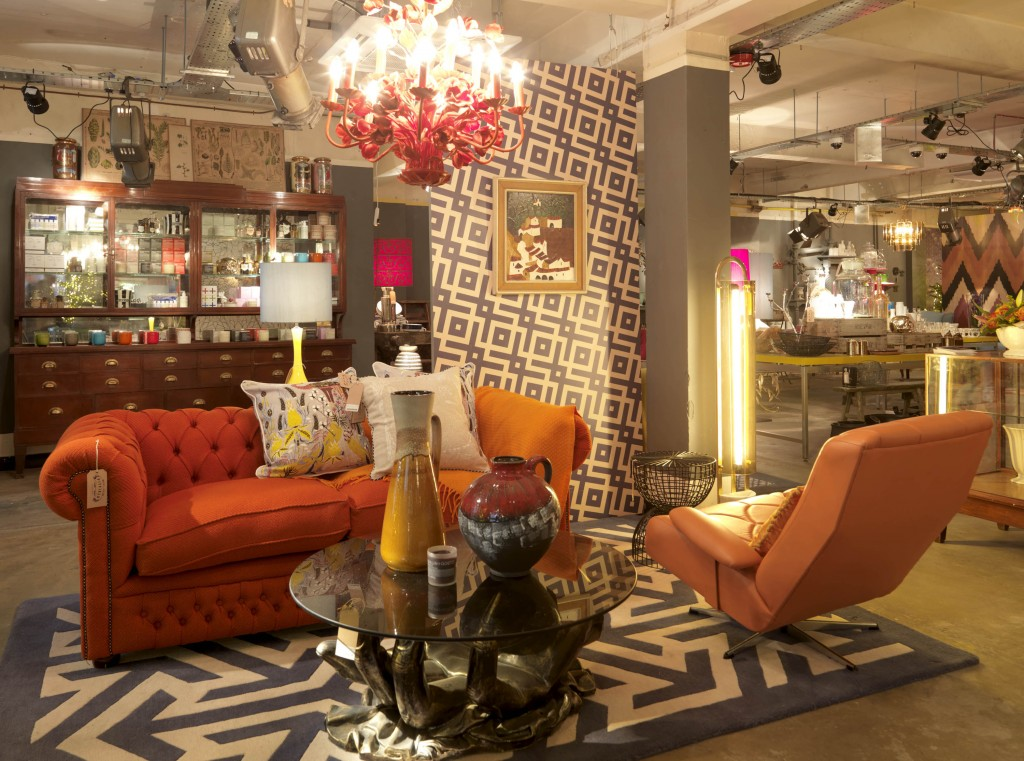 Sweet spaces pitfield london caf by shaun clarkson for Disenadores de interiores famosos