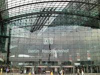 Berlino, Stazione Centrale