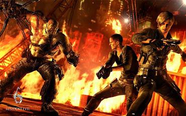 #49 Resident Evil Wallpaper